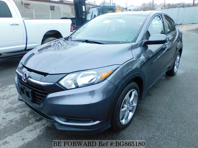 Used 2016 HONDA HR-V BG865180 for Sale
