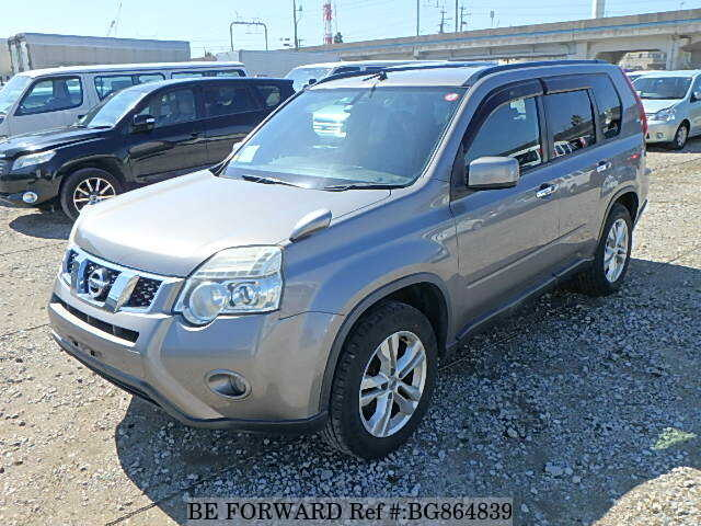 Used 2011 NISSAN X-TRAIL BG864839 for Sale
