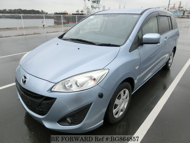 Used 2013 MAZDA PREMACY BG864857 for Sale