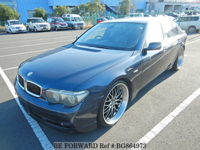 Used 2004 BMW 7 SERIES BG864973 for Sale