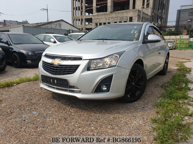 Used 2014 CHEVROLET CRUZE BG866195 for Sale