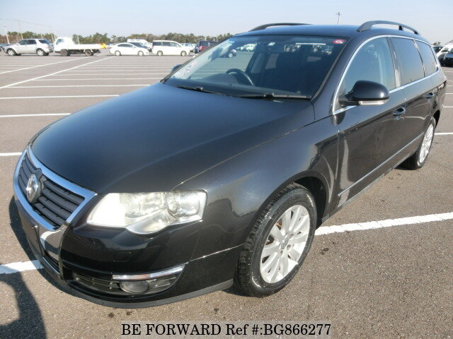 Used 2007 VOLKSWAGEN PASSAT VARIANT BG866277 for Sale