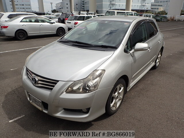 Used 2008 TOYOTA BLADE BG866019 for Sale