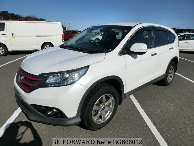 Used 2012 HONDA CR-V BG866012 for Sale