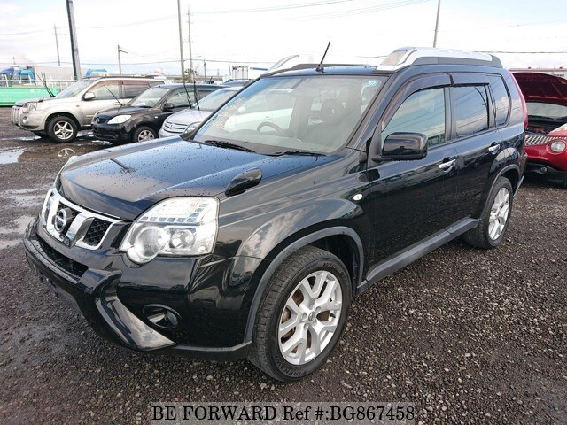 Used 2011 NISSAN X-TRAIL BG867458 for Sale