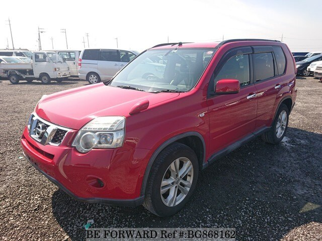 Used 2011 NISSAN X-TRAIL BG868162 for Sale