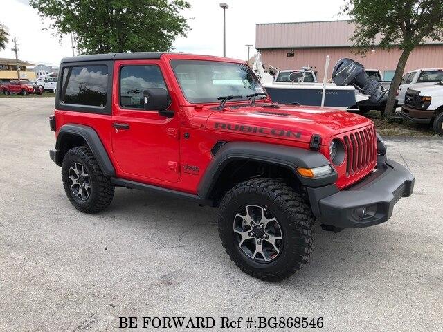 Used 2018 Jeep Wrangler Inline 4 Rhd For Sale Bg868546 Be Forward