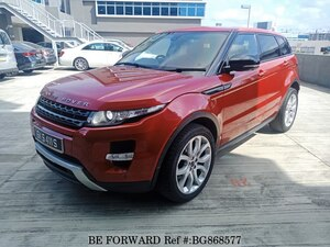Used 2012 LAND ROVER RANGE ROVER EVOQUE BG868577 for Sale