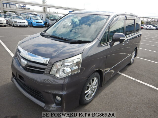 Used 2010 TOYOTA NOAH BG869200 for Sale
