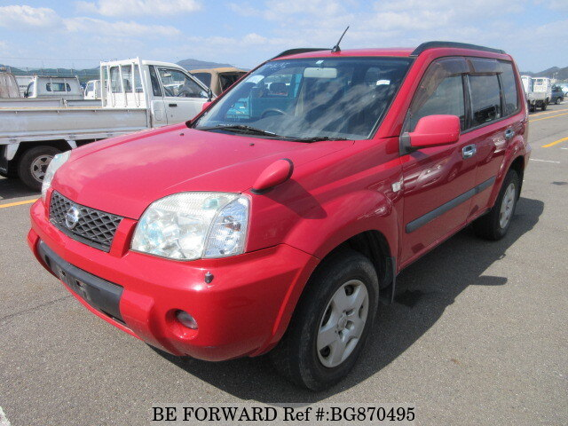 Used 2007 NISSAN X-TRAIL BG870495 for Sale