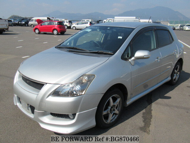 Used 2007 TOYOTA BLADE BG870466 for Sale