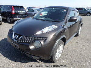 Used 2011 NISSAN JUKE BG872555 for Sale