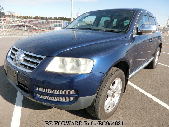 Used 2006 VOLKSWAGEN TOUAREG BG954631 for Sale