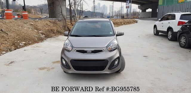 Used 2012 KIA MORNING (PICANTO) BG955785 for Sale