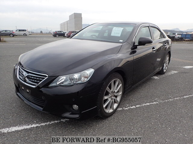Used 2010 TOYOTA MARK X BG955057 for Sale