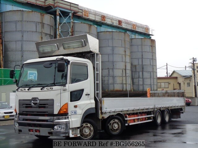 Used 2006 HINO PROFIA BG956265 for Sale