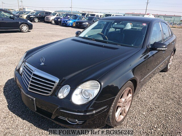 Used 2010 MERCEDES-BENZ E-CLASS BG956242 for Sale