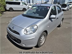 Used 2013 NISSAN MARCH BG957232 for Sale