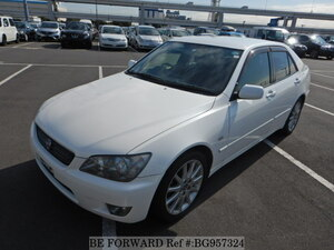 Used 2004 TOYOTA ALTEZZA BG957324 for Sale