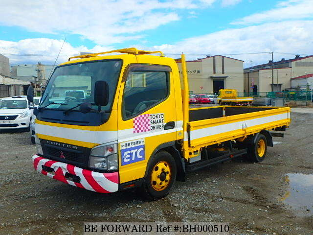 Used 2005 MITSUBISHI CANTER BH000510 for Sale