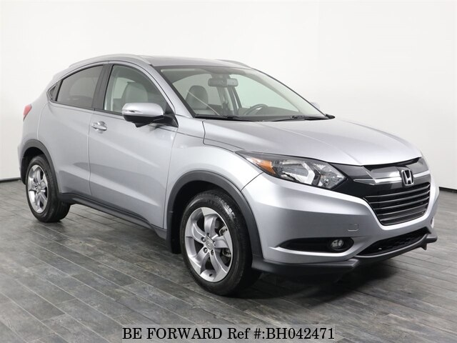 Used 2017 HONDA HR-V BH042471 for Sale
