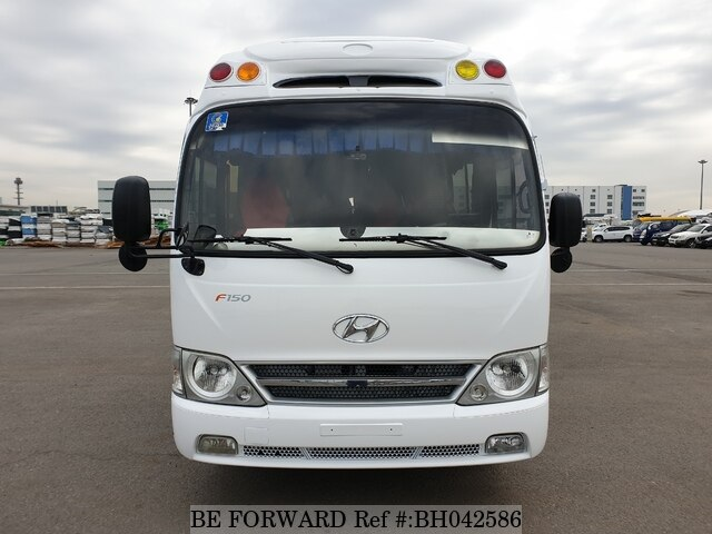Used 2009 HYUNDAI COUNTY BH042586 for Sale