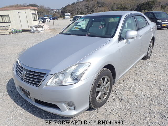Used 2010 TOYOTA CROWN BH041960 for Sale