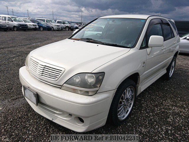 Used 1999 TOYOTA HARRIER BH042231 for Sale