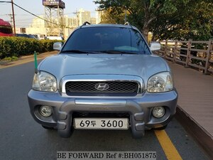 Used 2003 HYUNDAI SANTA FE BH051875 for Sale