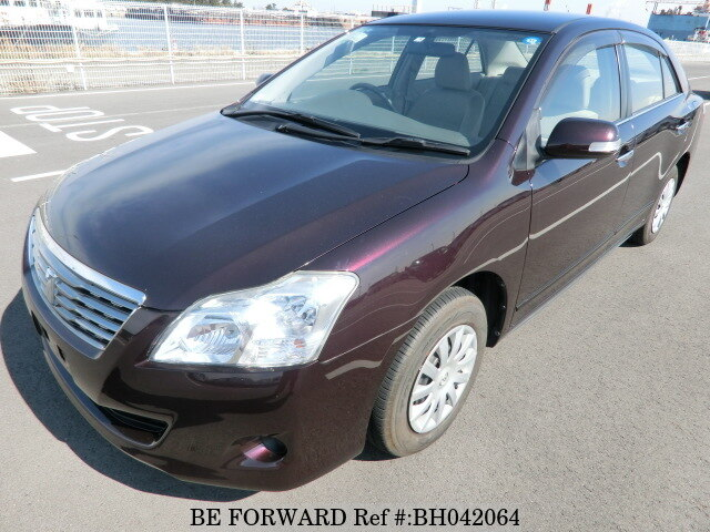Used 2009 TOYOTA PREMIO BH042064 for Sale