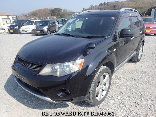 Used 2006 MITSUBISHI OUTLANDER BH042061 for Sale