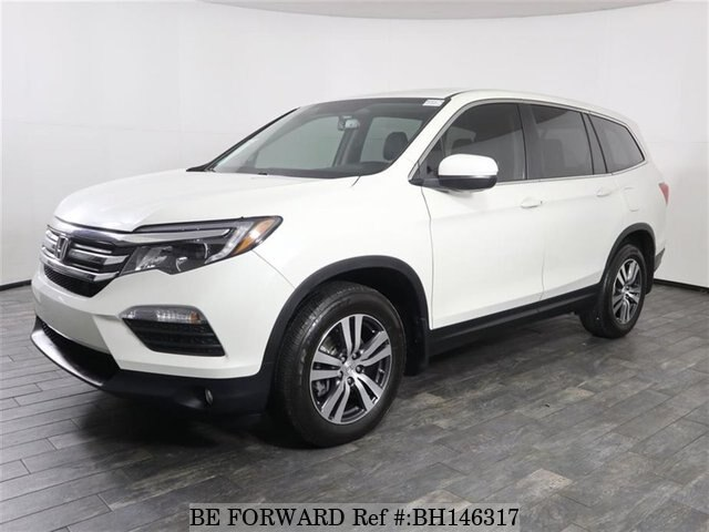 Used 2018 Honda Pilot Fwd V6 For Sale Bh146317 Be Forward
