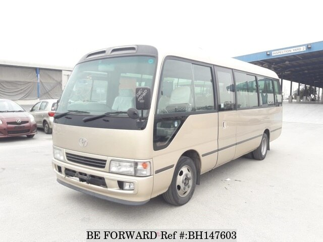Used 2005 TOYOTA COASTER BH147603 for Sale
