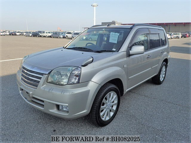 Used 2003 NISSAN X-TRAIL BH082025 for Sale