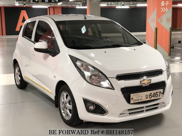 Used 2014 CHEVROLET SPARK BH148157 for Sale
