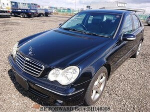 Used 2004 MERCEDES-BENZ C-CLASS BH146358 for Sale