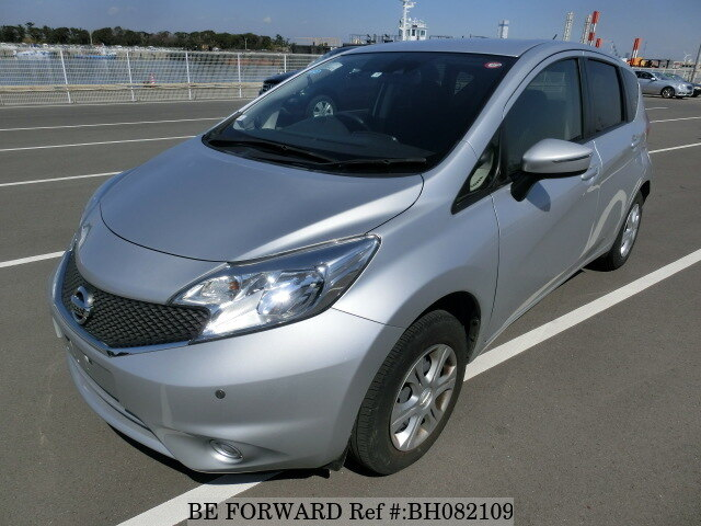 Used 2016 NISSAN NOTE BH082109 for Sale