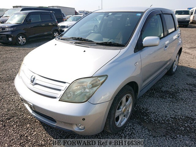 Used 2003 TOYOTA IST BH146380 for Sale