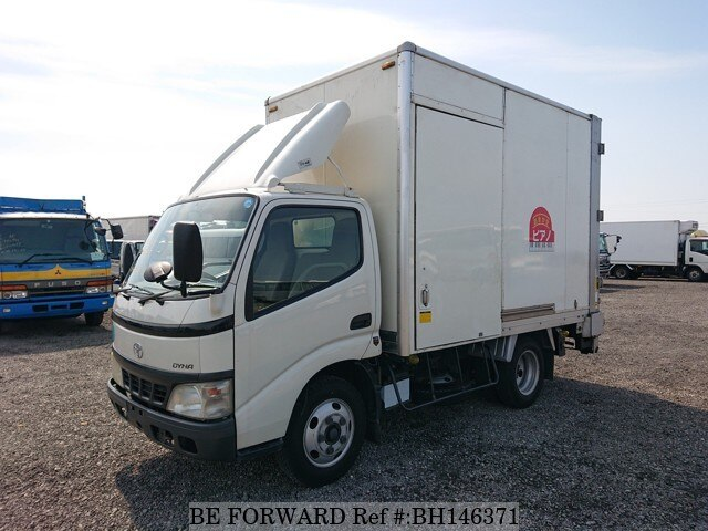 Used 2005 TOYOTA DYNA TRUCK BH146371 for Sale