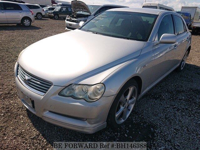 Used 2004 TOYOTA MARK X BH146388 for Sale