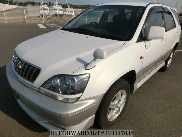 Used 2001 TOYOTA HARRIER BH147038 for Sale