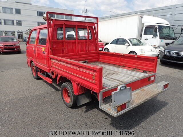 Used 1992 MAZDA BONGO BRAWNY TRUCK FIRE ENGINE/T-SD89T for ...
