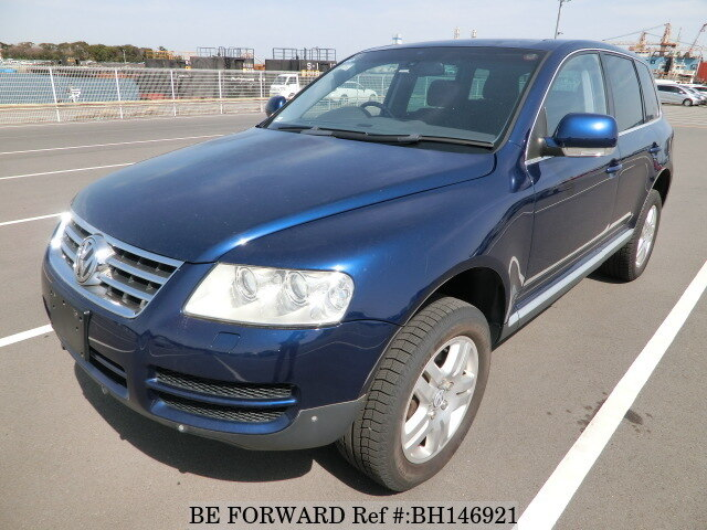 Used 2006 VOLKSWAGEN TOUAREG BH146921 for Sale