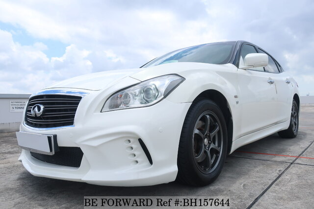 Used 2012 INFINITI INFINITI OTHERS BH157644 for Sale