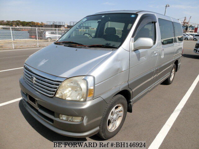 Used 1999 TOYOTA REGIUS WAGON BH146924 for Sale