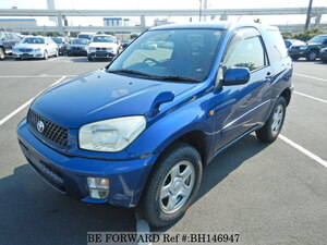 Used 2002 TOYOTA RAV4 BH146947 for Sale