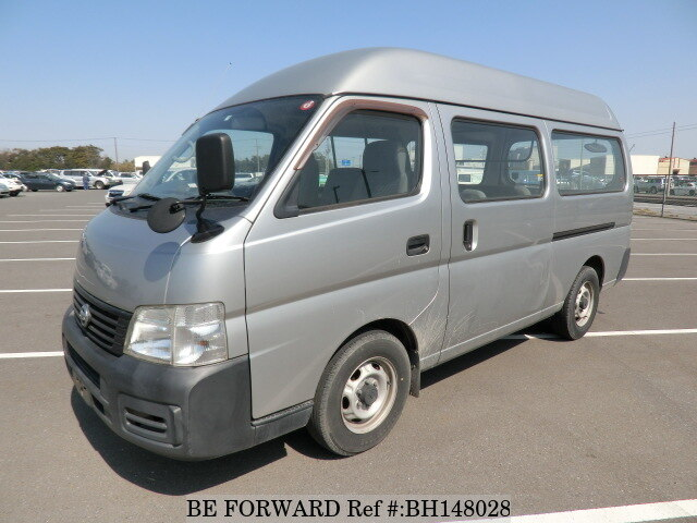 Used 2005 NISSAN CARAVAN VAN BH148028 for Sale