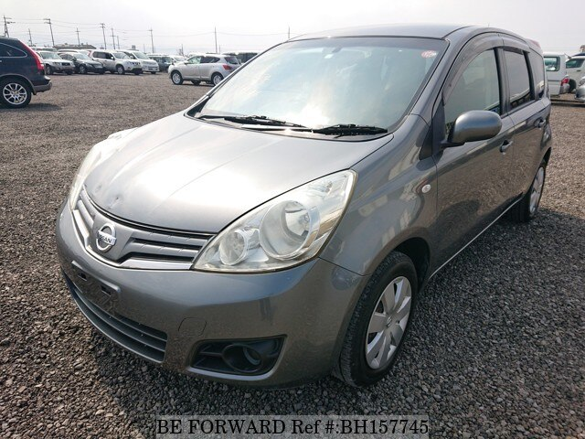 Used 2008 NISSAN NOTE BH157745 for Sale