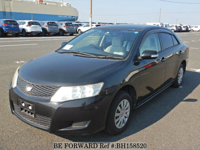 Used 2009 TOYOTA ALLION BH158520 for Sale