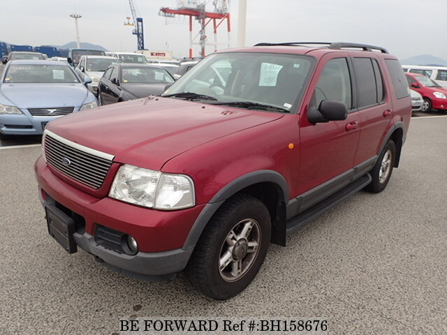 Used 2003 FORD EXPLORER BH158676 for Sale